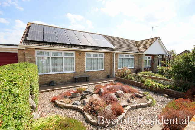 Thumbnail Detached bungalow for sale in Caister Sands Avenue, Caister-On-Sea, Great Yarmouth