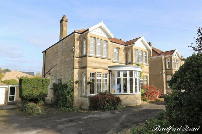 Thumbnail Detached house for sale in Bradford Road, Combe Down, Bath