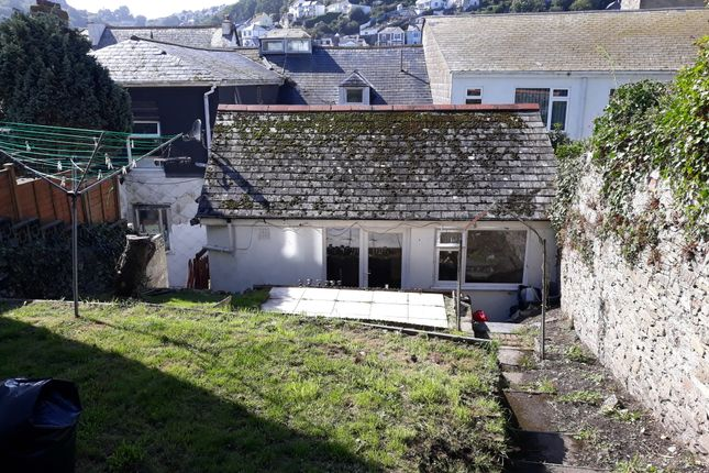 Thumbnail Detached bungalow to rent in Fore Street, East Looe, Looe