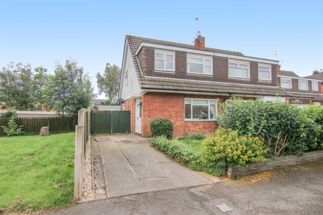 Thumbnail 3 bed semi-detached bungalow for sale in Exmoor Close, Pensby, Wirral