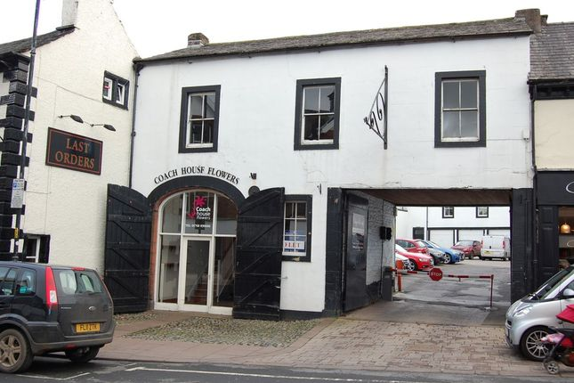 Thumbnail Retail premises to let in Burrowgate, Penrith