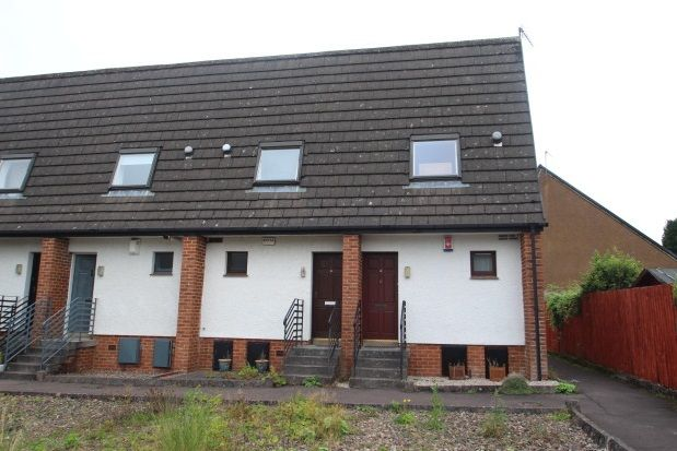 Thumbnail Terraced house to rent in Maybole Grove, Newton Mearns, Glasgow