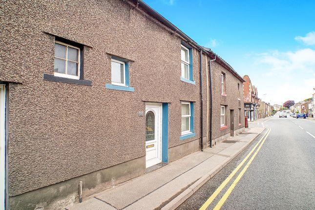 Location of Queen Street, Aspatria, Wigton, Cumbria CA7