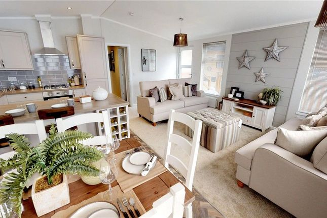 3 bed property for sale in Delamere Lakes Holiday Park, Chester Road, Oakmere CW8