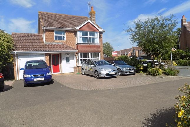 Thumbnail Detached house for sale in Dallaway Drive, Stone Cross, Pevensey