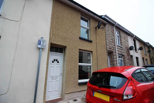 Thumbnail Terraced house for sale in Morgan Street, Blaenavon, Pontypool