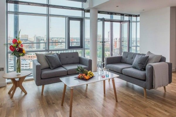 Thumbnail Flat for sale in Off Plan Leeds Apartments, Chadwick Street, Leeds