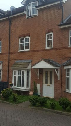 Thumbnail Terraced house to rent in Netherhouse Close, Great Barr