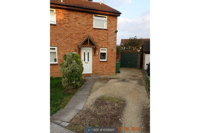 2 bed semi-detached house to rent in Chippenham, Chippenham SN15