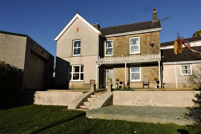 Thumbnail Detached house for sale in Brewery Road, Carmarthen