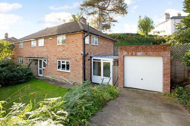 Thumbnail Semi-detached house to rent in St. James's Road, Sevenoaks