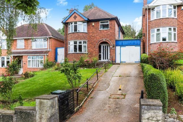 Front of Douglas Avenue, Carlton, Nottingham, Nottinghamshire NG4