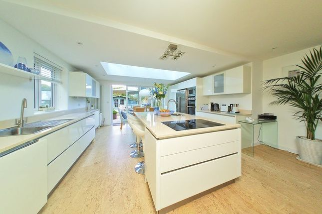 Thumbnail Semi-detached house for sale in Parchment Street, Chichester