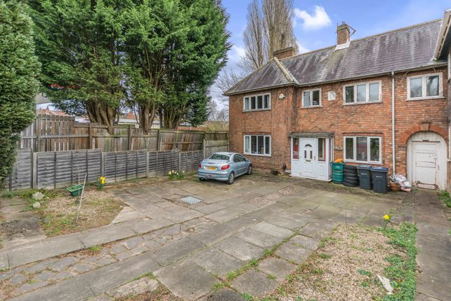 Thumbnail Terraced house for sale in Linden Road, Bournville, Birmingham