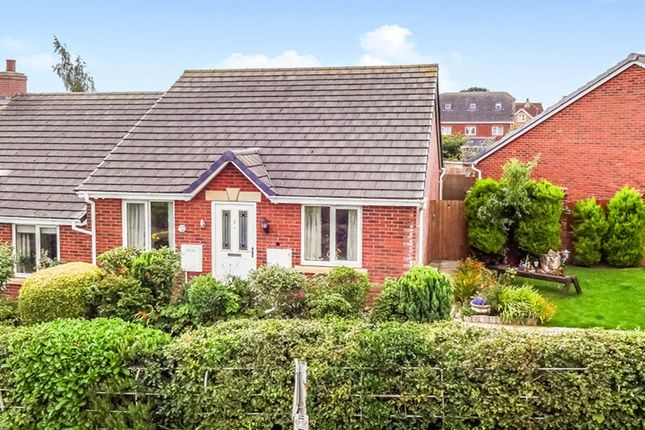 Thumbnail Bungalow for sale in Milars Field, Morda, Oswestry, Shropshire