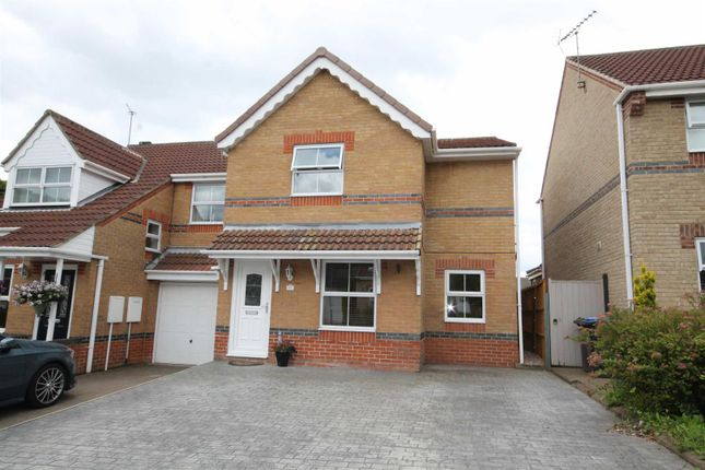 3 bed semi-detached house for sale in Milburn Way, Howden Le Wear, Crook