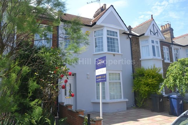 Thumbnail Terraced house for sale in Arlington Road, West Ealing, Greater London.