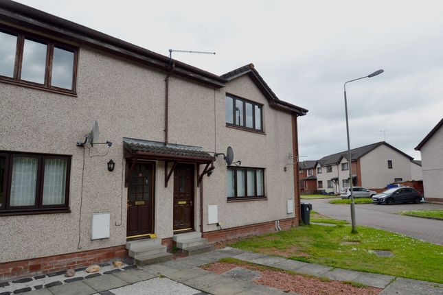 Thumbnail Flat to rent in Hirst Court, Fallin, Stirling