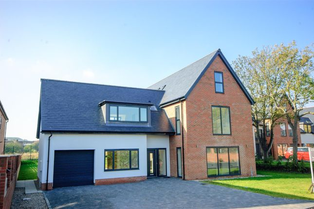 Thumbnail Detached house for sale in Belford Close, Sunderland