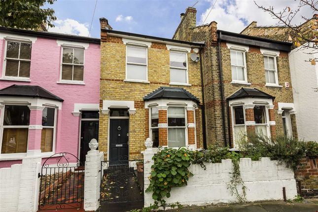 Thumbnail Terraced house to rent in Brecon Road, London