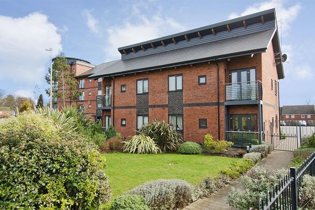 2 bed flat for sale in Hobart Point, Churchfield Way, West Bromwich