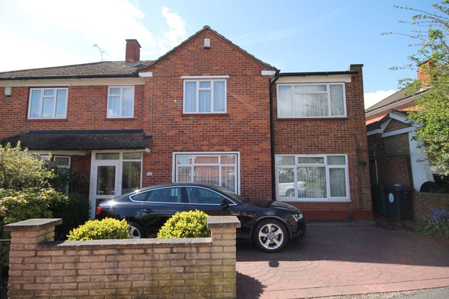 4 bed semi-detached house for sale in The Bramblings, Chingford