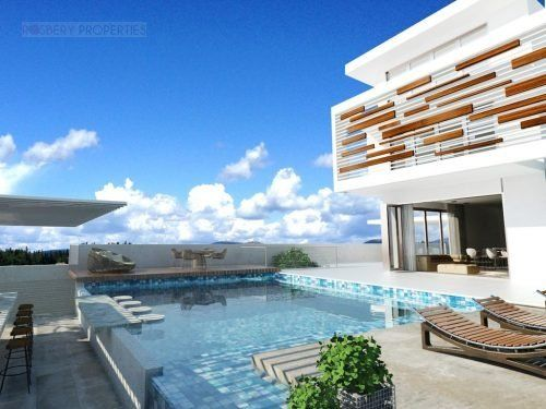 Thumbnail Detached house for sale in Pyrgos, Cyprus