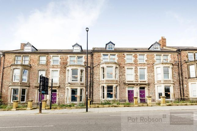 Thumbnail Block of flats for sale in Portland Terrace, Sandyford, Newcastle Upon Tyne