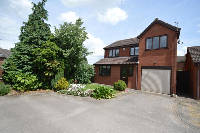 4 bed detached house for sale in Camelot Way, Narborough LE19 - Zoopla