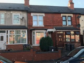 Terraced house for sale in Farndon Road, Birmingham