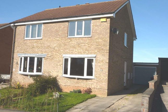 Thumbnail Semi-detached house for sale in Prospect Place, Northallerton