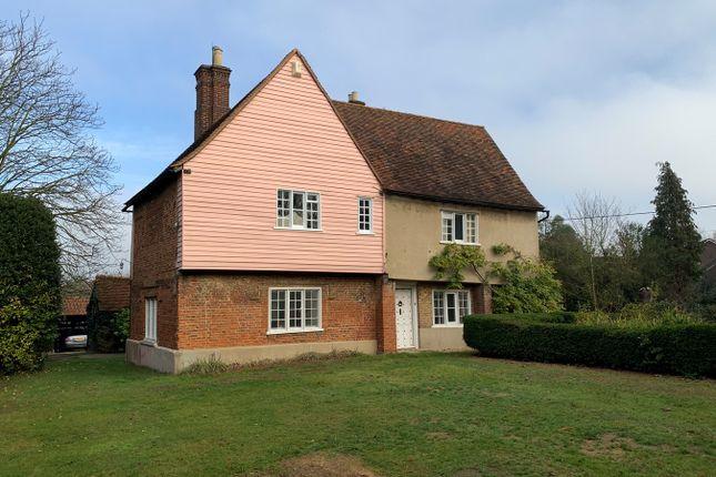 Thumbnail Detached house for sale in Elm Green Lane, Danbury, Chelmsford