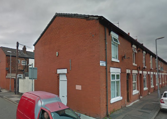Thumbnail Terraced house to rent in Knutsford Rd, Gorton