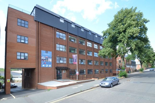 Thumbnail Flat for sale in Station Road, Kettering