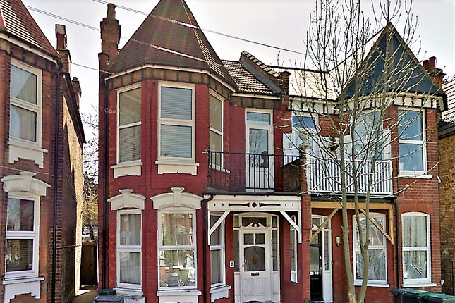 Thumbnail Flat For Sale In Sylvan Avenue, London