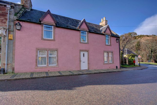 Thumbnail Semi-detached house for sale in 39 High Street, Rosemarkie, Ross-Shire