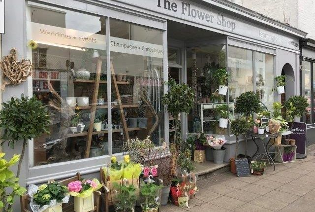 Thumbnail Retail premises for sale in Leamington Spa, Warwickshire
