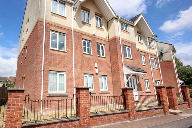 Thumbnail Flat to rent in Wulfric Road, Sheffield, South Yorkshire