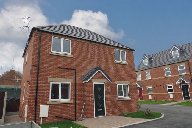 Thumbnail Flat for sale in Leafy Lane, Heanor