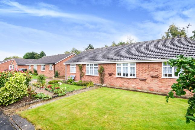 2 bed bungalow for sale in Malbys Grove, Copmanthorpe, York, North Yorkshire YO23