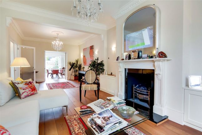 Thumbnail Semi-detached house to rent in Lonsdale Road, Barnes, London