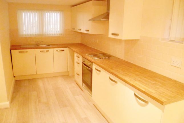 Thumbnail Flat to rent in Half Edge Lane, Eccles, Manchester