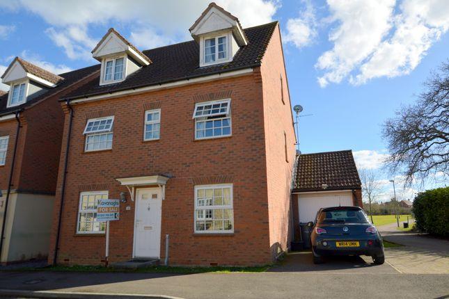 Thumbnail Detached house for sale in Kittyhawk Close, Bowerhill, Melksham