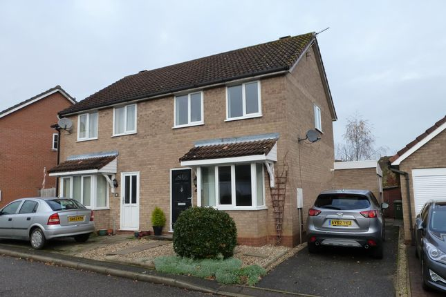 Thumbnail Property to rent in Wright Drive, Scarning, Dereham