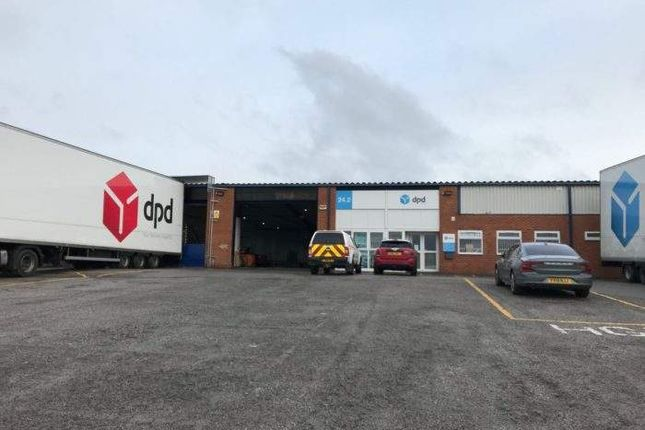 Thumbnail Light industrial to let in Unit 24.2 Amber Business Centre, Greenhill Lane, Riddings