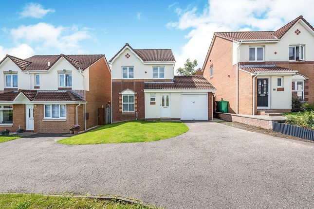 Thumbnail Detached house for sale in Letham Gait, Dalgety Bay, Dunfermline, Fife