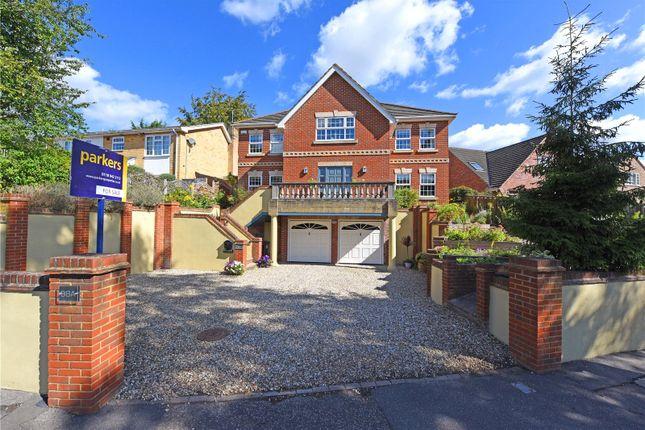 Thumbnail Detached house for sale in Overdown Road, Tilehurst, Reading, Berkshire