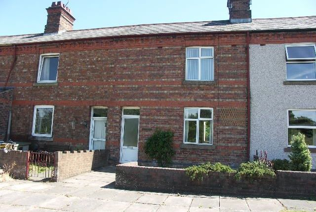 Thumbnail Terraced house to rent in Eamont Terrace, Redhills, Penrith
