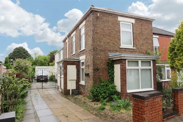 Thumbnail Detached house for sale in Peartree Cottage, 44 High Street, Billinghay