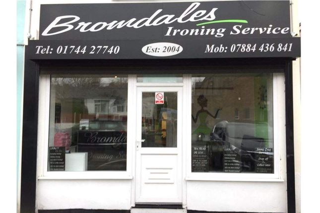 Thumbnail Commercial property for sale in Laurel Court, Woodlands Road, St. Helens